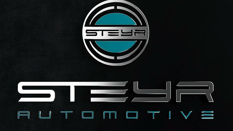 """Siegfried Wolf präsentiert """"Steyr Automotive GmbH"""" und neues Logo für neue Marke"""